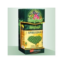 Spirulina 500 mg - 90 tbl., 100% organický produkt