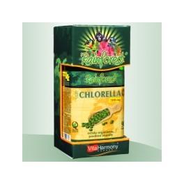 Chlorella 500 mg - 90 tbl., 100% organický produkt