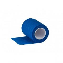 Elastická samofixační bandáž 7,5cm x 4,5m - barva modrá